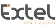 logo extel videoporteros